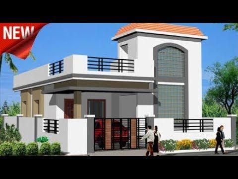 10 Best Single Floor Home Elevation Plans Images For