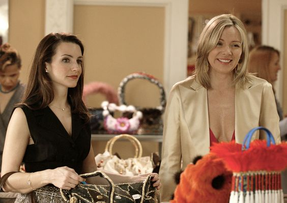 Sex and the City ~ Episode Photos ~ Season 6, Episode 3: The Perfect Present #amusementphile