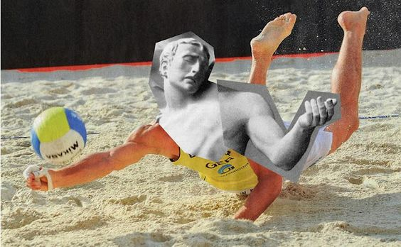Jens Ullrich Olympics collage