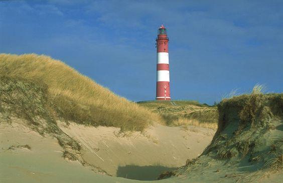 #Lighthouse - Amrum Island, Northsea, #Germany - http://dennisharper.lnf.com/