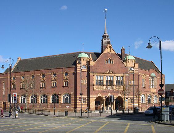 Wolverhampton Central Library Wolverhampton Wikipedia The
