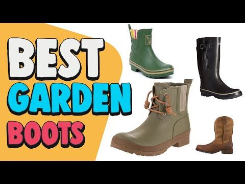 cd22968343c489e36370c4e0479806c1 - What Are The Best Boots For Gardening