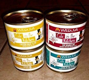 Weruva Cats In The Kitchen Goldie Lox And The 3 Fares Variety Pack Contains The Following Flavors Chicken Frick A Zee Canned Cat Food Lamb Burgers Buy Foods