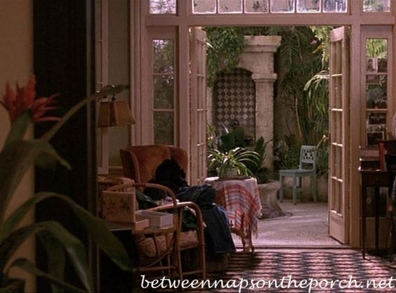 Tour the Apartment and Greenhouse in the Movie, Green Card: