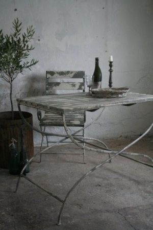 Antique Grey by Terah