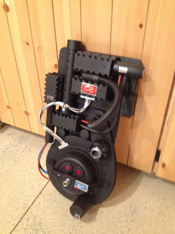 Feature: Past and Present Ghostbusters Proton Pack..more then just ...
