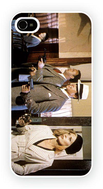 Bonnie and Clyde - Hold Up Cas de telephone portable pour l'iPhone 4, 4S, 4, 5S, 5C et Samsung Galaxy S4 Retour couverture rigide - pas de telephone inclus Moule en polycarbonate dur couverture arriere avec l'image imprimee comme le montreCouleur impression directe est fondu et resistant aux rayures et offre une protection aux chocs et impactsSimple et facile snap sur l'installation d'un acces complet a la camera et portsGratuit Livraison dans le monde…