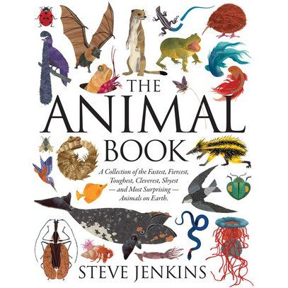 Animals smooth and spiky, fast and slow, hop and waddle through the two hundred plus pages of the Caldecott Honor artist Steve Jenkins's ...