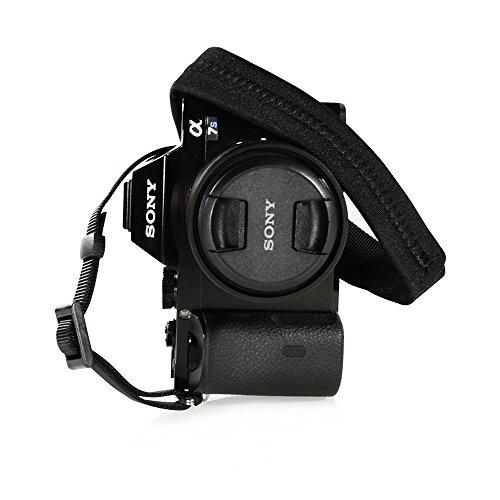 Foto Tech Camouflage High Elastic Decompression Anti Slip Neoprene Silicone Camera Shoulder Grip Neck Strap Belt For Canon Nikon Sony Panasonic Fujifilm Olympus