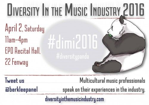 Diversity in the Music Industry Panelhttps://promocionmusical.es/organizacion-eventos-optimizar-equipo-voluntarios/