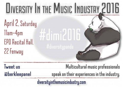 Diversity in the Music Industry Panelhttps://promocionmusical.es/organizacion-eventos-optimizar-equipo-voluntarios/
