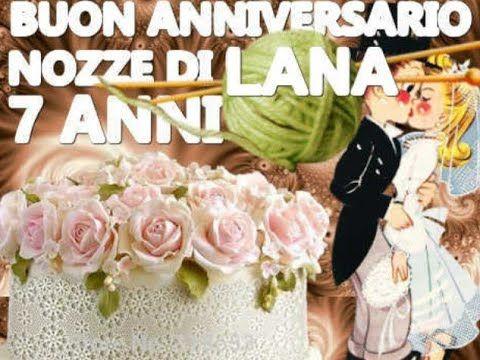Regalo Anniversario Matrimonio 7 Anni.Buon Anniversario Nozze Di Lana 7 Anni Di Matrimonio Buongiorno