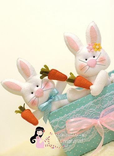 A Páscoa está chegando... by Ei menina! - Érica Catarina, via Flickr