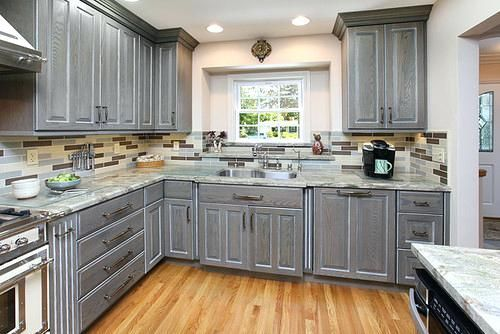 Gray Stained Cabinets What Brand Stained Kitchen Cabinets Gray Stained Cabinets Finish Kitchen Cabinets
