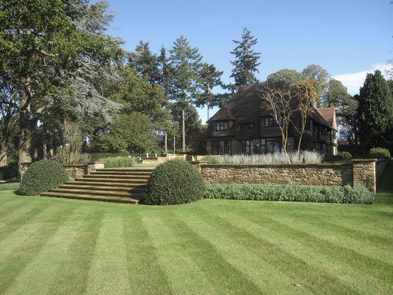 Restauratie Engelse tuin: eerbetoon aan Gertrude Jekyll - Avantgarden