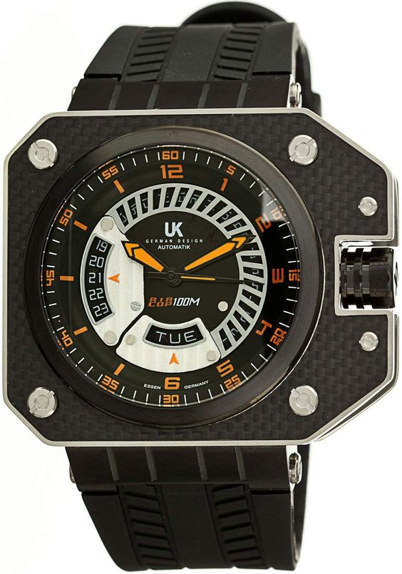 Automatic watch cubes and cool watches on pinterest for Watchismo