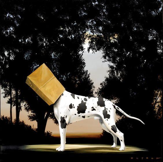 Doggy Bag by Robert Deyber: