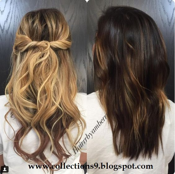 Popular Ombre Hair Colors & Hairstyles Trend 2016-2017