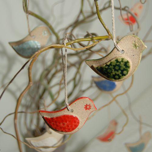 Eikcam Ceramic Ornaments