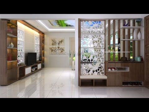 150 Rooom Divider Ideas Modern Home Wall Partition Design 2020 Youtube Living Room Partition Design Modern Partition Walls Wall Partition Design