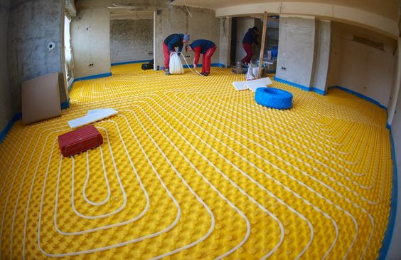 How Can Hydronic Floor Heating Benefit You