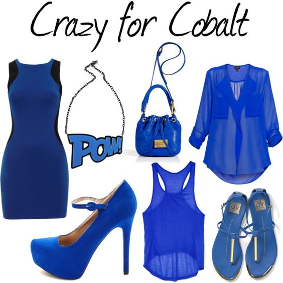 """Crazy for Cobalt"" by Nuit"