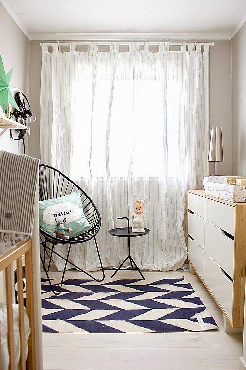 KIDS: el dormitorio de Benjamín
