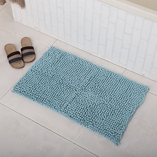 Bath Mats Non Skid For Tub For Kids Mildew Resistant Microfiber