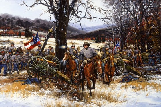 A Way Out - Fort Donelson, Tennessee February 15, 1862