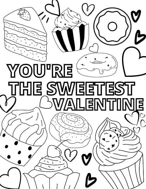 Valentine S Day Coloring Pages Pdf 2021 Cenzerely Yours In 2021 Valentines Day Coloring Valentines Day Coloring Page Printable Valentines Coloring Pages