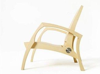 Silla reclinable de jardín GRASSHOPPER | Silla de jardín - sixay furniture