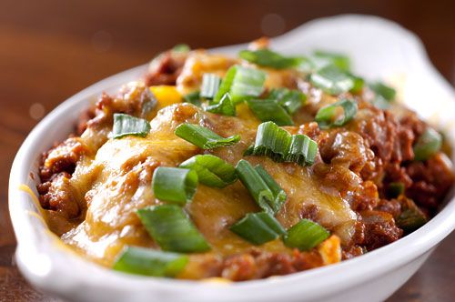 Hot Chorizo Dip. I have a serious craving for this right now.