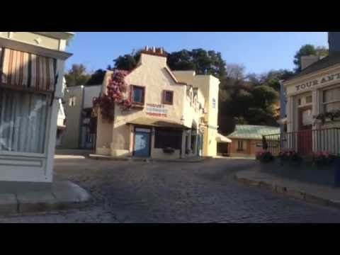 Universal Studios Hollywood Vip Tour The Good Place Sets On The Backlot Youtube Universal Studios Hollywood Universal Studios The Good Place