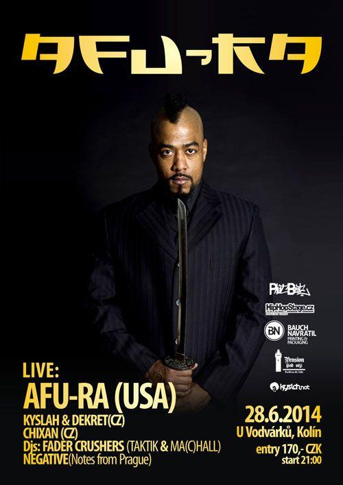 AFU-RA // 28.6.2014 // Kolín