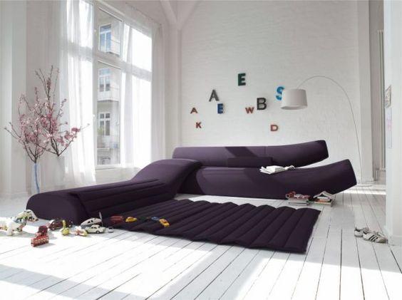 ausgefallenes sofa * ideen fürs wohnzimmer * wohnzimmereinrichtung