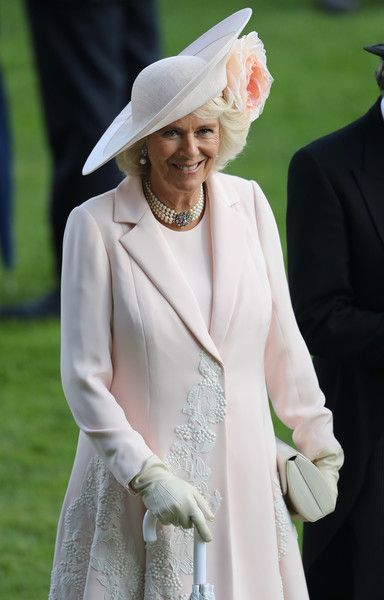 Camilla Parker Bowles Photos - Camilla, Duchess of Cornwall on the fourth day of Royal Ascot at Ascot Racecourse on June 17, 2016 in Ascot, England. - Royal Ascot - Day 4