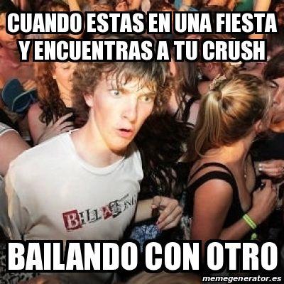 Meme Sudden Realization Ralph - CUANDO ESTAS EN UNA FIESTA Y ...