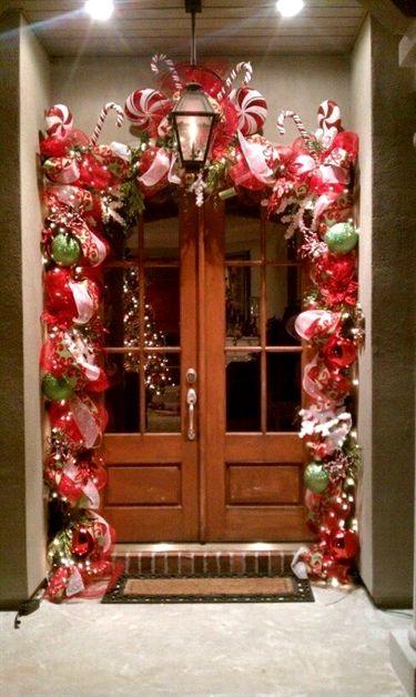 Cute Doors Decoration