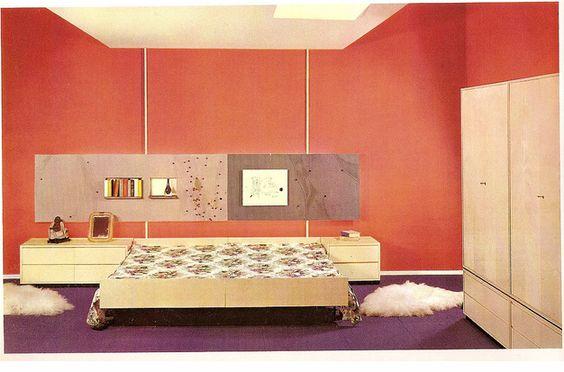 1960 das schöne zuhause schlafzimmer surroundings home space
