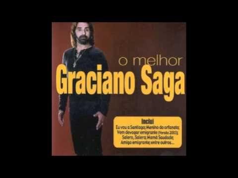 Graciano Saga - Voltei mãezinha - YouTube