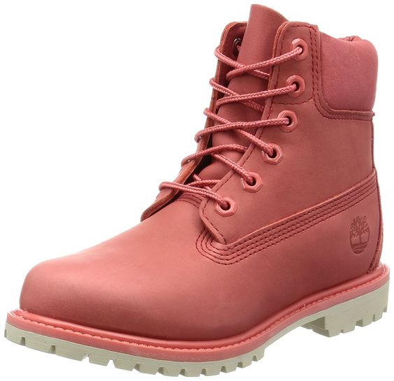 Amazon.com | Timberland Women's 6in Premium Winter Boot | Ankle & Bootie