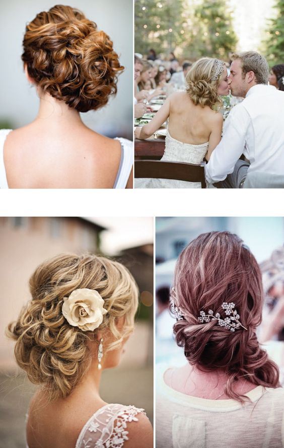 If a friend lets me do their hair for their wedding like this....i'll do it!
