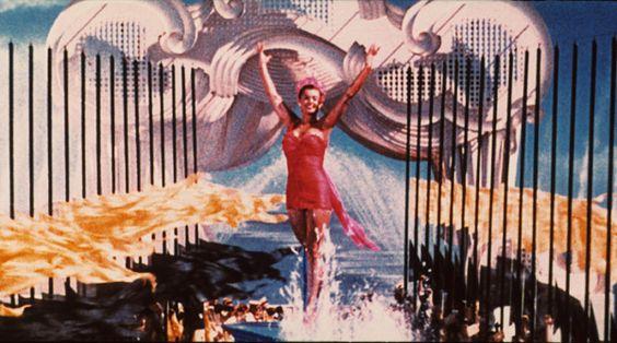 The star in the 1953 film Million Dollar Mermaid