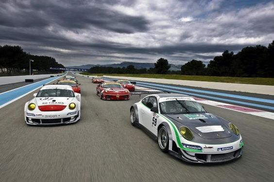 2009 Auto Racing - FIA GT Contenders Testing