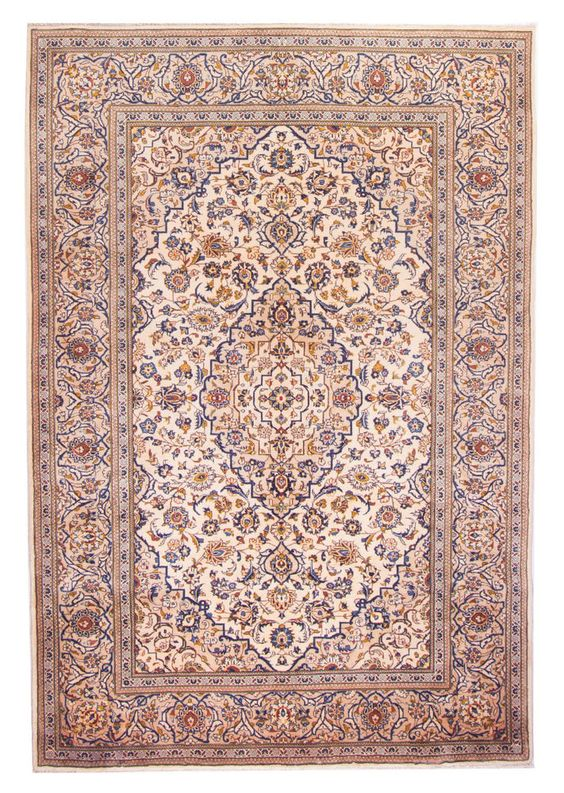 Perser Handgeknüpft orientalisch Teppich 296 x 202 cm carpet