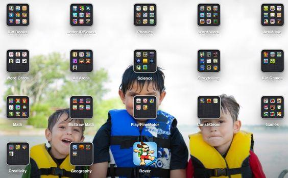 Apps for Kindergarten