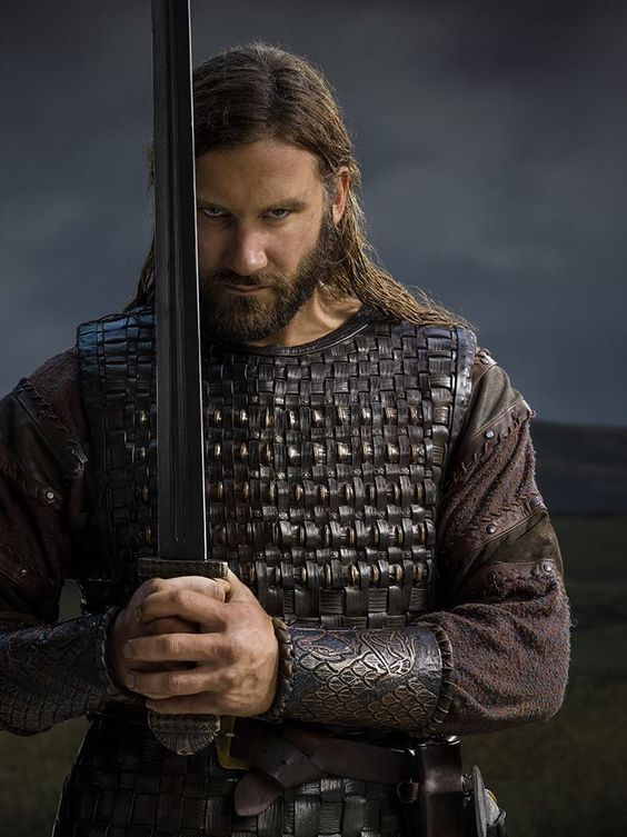 Rollo (played by Clive Standen) is the brother of Ragnar Lothbrok in the History channel's historical drama series Vikings - he is based on the real life historical figure who was the great-great-great-grandfather of William the Conquerer
