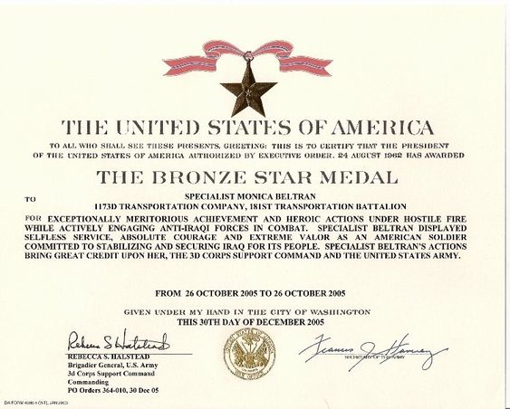 Certificate Of Commendation Usmc Template Elegant How To Write Army Awards In 2020 Certificate Of Achievement Templates Free Certificate Templates