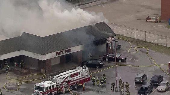4-Alarm Fire at The Colony Auto Shop | NBC 5 Dallas-Fort Worth