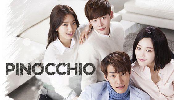Phim Cô Bé Người Gỗ | Cặp Đôi Trái Ngược | Pinocchio | VTVcab 7 | D Dramas